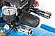 Воздушный 2-поршневой компрессор ALAC-50V 8 бар прямая передача, фото 5
