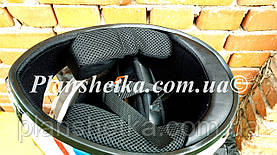 Шлем для мотоцикла Hel-Met 111 белый с рисунком S/M, фото 3