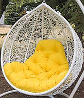 """Подушка для кресла-кокон """"Желтая"""""""