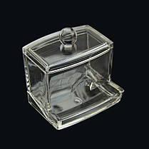 Контейнер - органайзер для ватных палочек