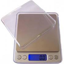Ювелирные электронные весы с 2мя чашами 0,1 3000гр
