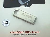 Atlanfa AT-U3 8Gb, USB флеш накопитель
