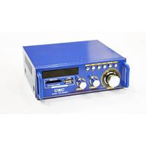 Усилитель звука UKC SN 3636 BT с радио и Bluetooth