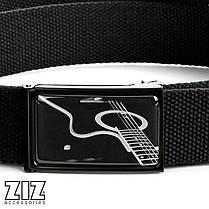 Тканевый ремень Гитара