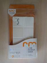 Внешний аккумулятор Power Bank 10400 мАч