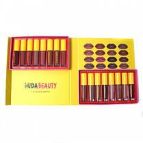 Набор помад Huda Beauty Victoria's Secret 58040, 16 цветов