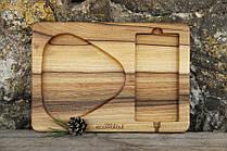 Деревянная подставка Плей