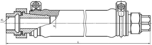 Рукав з'єднувальний Р32 Гост 2593-2014