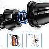 Автодержатель JOYROOM air outlet gravity bracket JR-ZS198, черный, фото 2