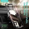Автодержатель JOYROOM air outlet gravity bracket JR-ZS198, черный, фото 6