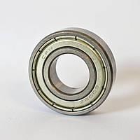 Подшипник 6203 2Z (ГОСТ: 80203) CFM (Китай), 17х40х12 мм, шариковый радиальный однорядный закрытый