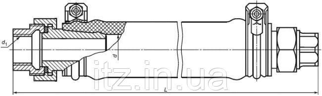 Рукав з'єднувальний Р32-3