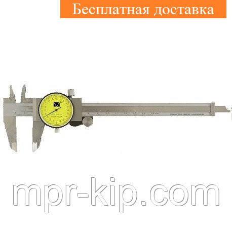 Штангенциркуль індикаторний ШЦК-І-200 (±0,03) Держреєстр України №У1987-95 (виробництва Україна)