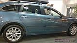 Молдинги на двері для Mazda6 Wagon (GJ1) 2012–2016, (GL) 2016+, фото 6