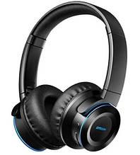 Наушники Bluetooth JOYROOM Touch Control JR-H16, черные