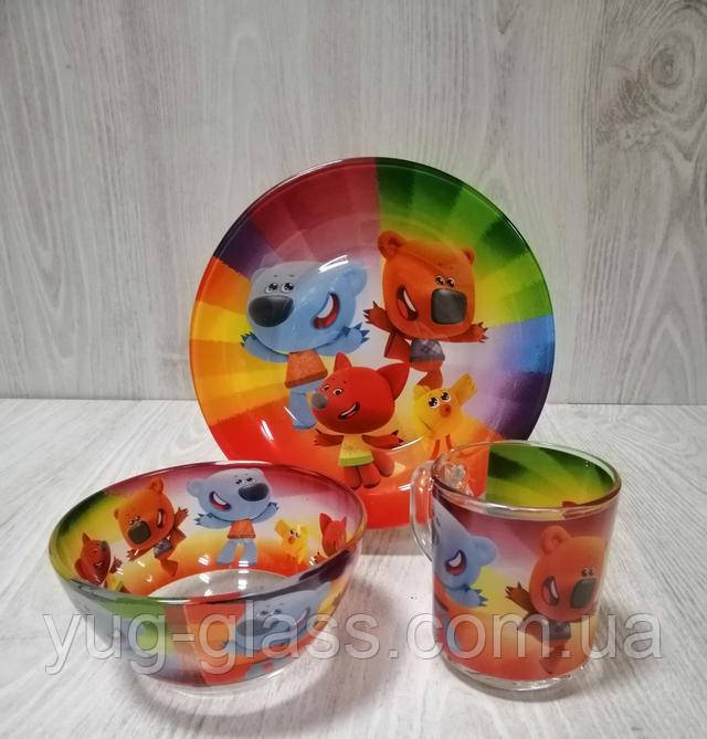 Наборы посуды для детей