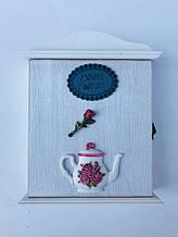 Ключница настенная Home Sweet Rose