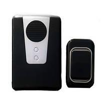 Беспроводной дверной звонок Luckarm А3905, черный