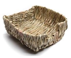 Соломенная кровать для грызуна Croci 25*20*10 см