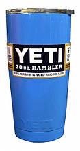 Чашка YETI Rambler Tumbler 590 мл Синий