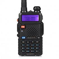 Радиостанция рация Baofeng UV-5R Black
