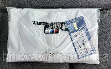 Мужская рубашка-поло BMW M Motorsport Polo-Shirt, Men 2019, фото 3