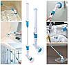Электрическая щетка для влажной уборки Hurricane Spin Scrubber 6762, фото 7