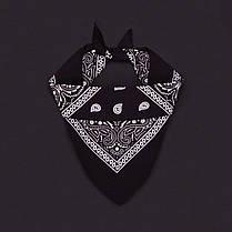 Бандана платок black