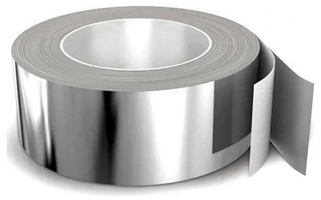 Клейкая лента алюминиевая BUTYL SELF-ADHESIVE, 10 м