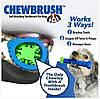 Зубная щетка для собак Сhewbrush Dog Dummy Bone, фото 3