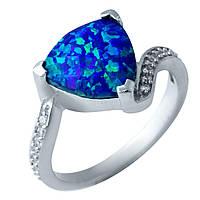 Серебряное кольцо DreamJewelry с опалом (1921616) 17 размер, фото 1