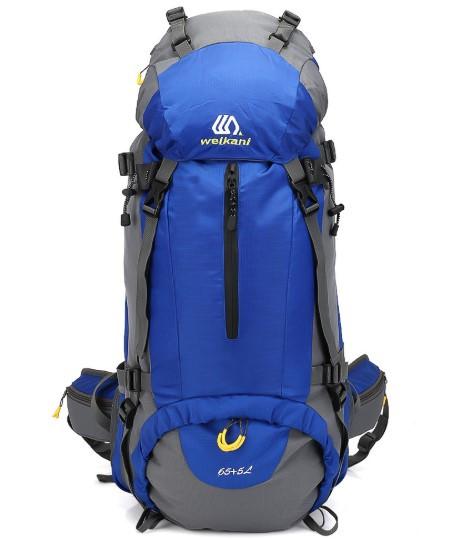 Рюкзак походный туристический 70 L Manticore blue