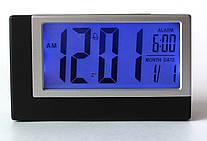 Настольные часы 2165 с термометром