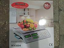 Весы торговые Wimpex WX5004
