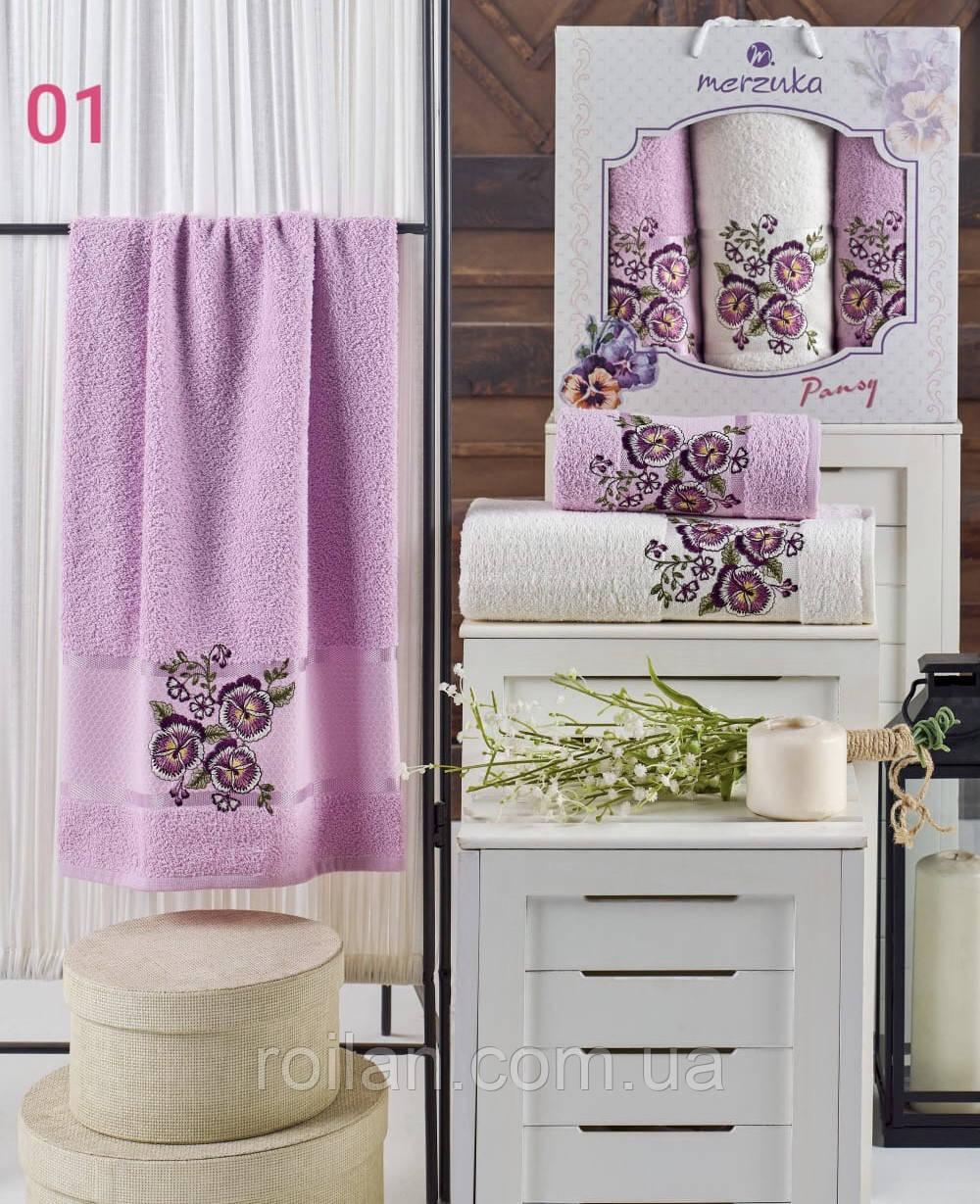 Набор полотенец Pansy3ка
