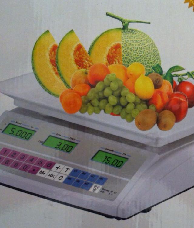 Весы торговые, электронные, настольные VS-50 (35*29)