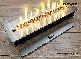 Камин био (биокамин) модель Алаид Style 500 производитель Gloss Fire (камин на биотопливе)