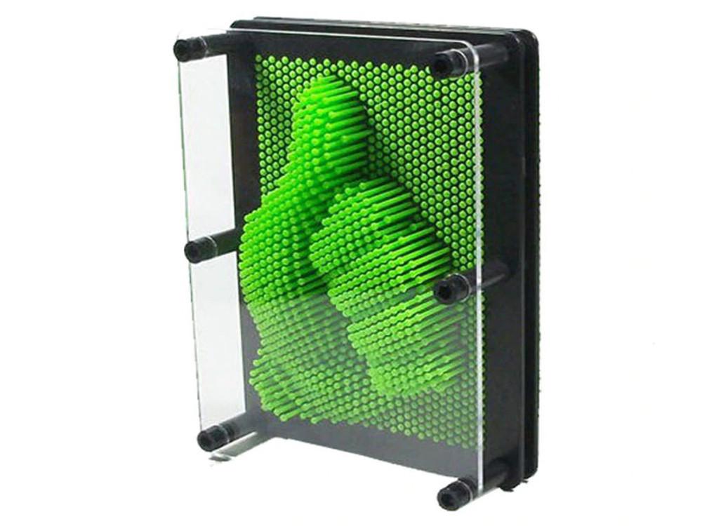 Экспресс - скульптор PIN-ART 18 см зеленый