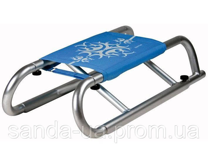 """Зимние санки """"AlpenAlu Foldable Sled"""" Tattoo"""