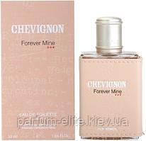 Женская туалетная вода Chevignon Forever Mine for Women 50ml
