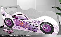Кровать машина ТАЧКА САЛЛИ Shock Cars от 1400х700, фото 1