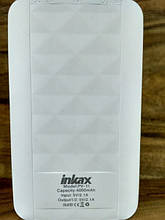 Портативное зарядное устройствло Power Bank Inkax 4000 mah