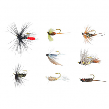Мухи Balzer Wet Fly and Nymphs в наборе 8шт.