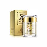 Універсальний крем для обличчя Bioaqua Silk Protein Aqua Shiny Moisturizing Cream