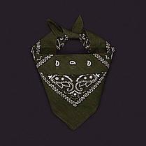 Бандана платок olive