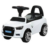 Детская каталка-толокар Bambi Audi M 3147A-1, белая
