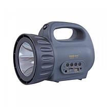 Поисковый фонарь Zuke 2181 с FM и MP3