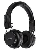 Наушники беспроводные Bluetooth KONI Strong KS-F93, черные