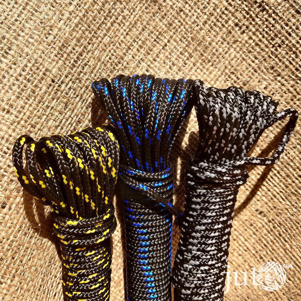 Шнур полипропиленовый (плетеный) 3 мм - 10 метров
