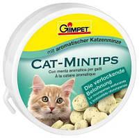 Gimpet (Джимпет) Витаминизированное лакомство для кошек, мятные ролики 330таб